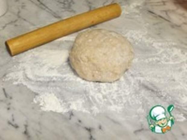 Лепешки луковые ингредиенты