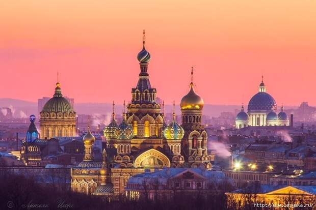 "Загадки храма ""Спаса на крови"" в Санкт-Петербурге"