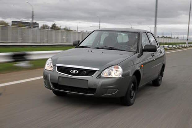 Лада Приора Стандарт: что потерял седан в погоне за доступным ценником