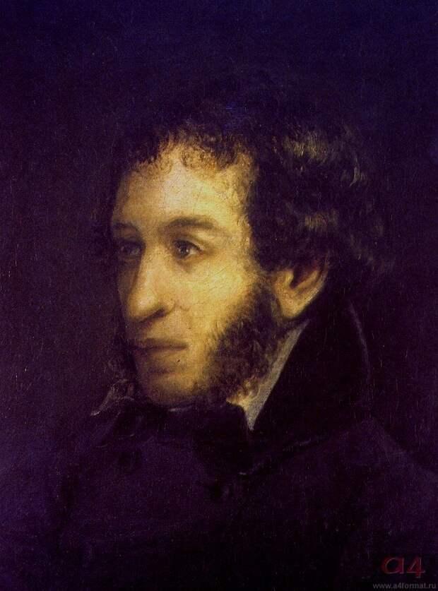 Мистические явления в жизни Пушкина