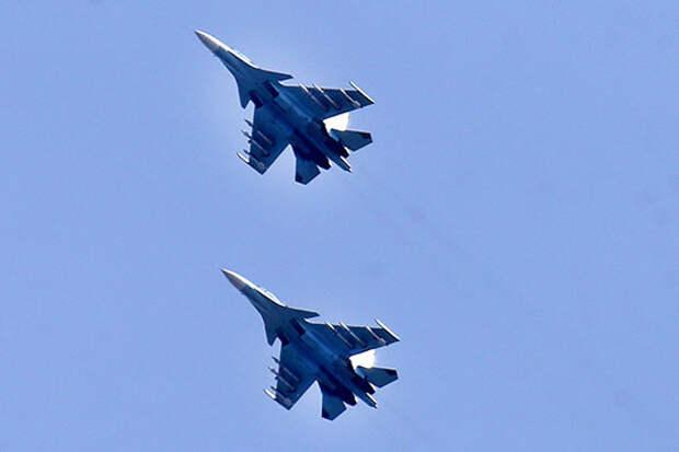 С ракетами под крылом: «Сушки» берут под охрану казанский Кубок