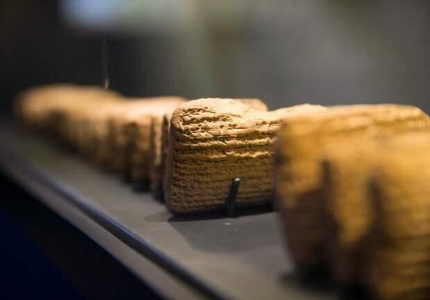 Древние таблички раскрыли подробности жизни евреев во время Вавилонского пленения