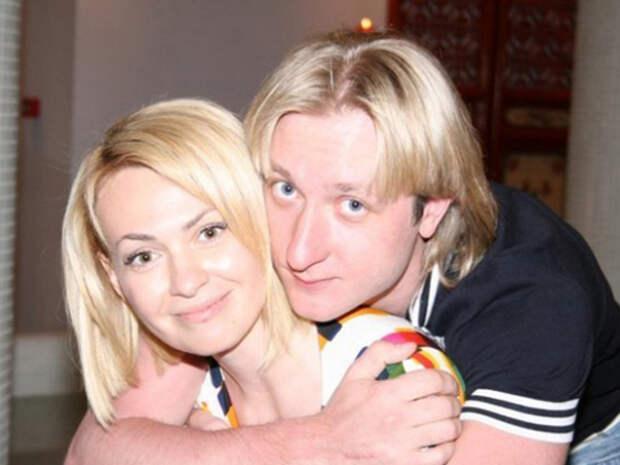 Рудковская встретила бывшего мужа после тюрьмы