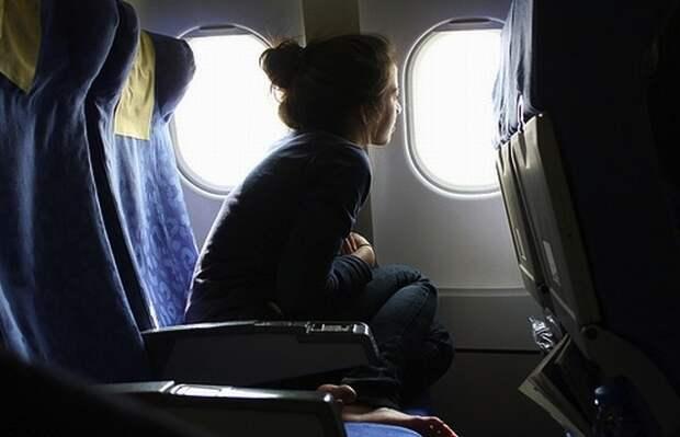 Сиденье Reversible Seat меняет ориентацию пассажира во время полета