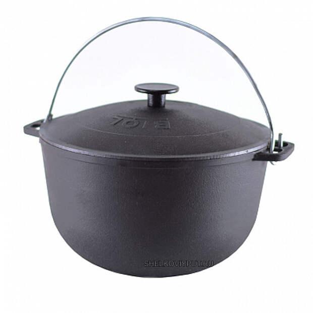 Казан чугунный: как выбрать и подготовить для идеальной готовки