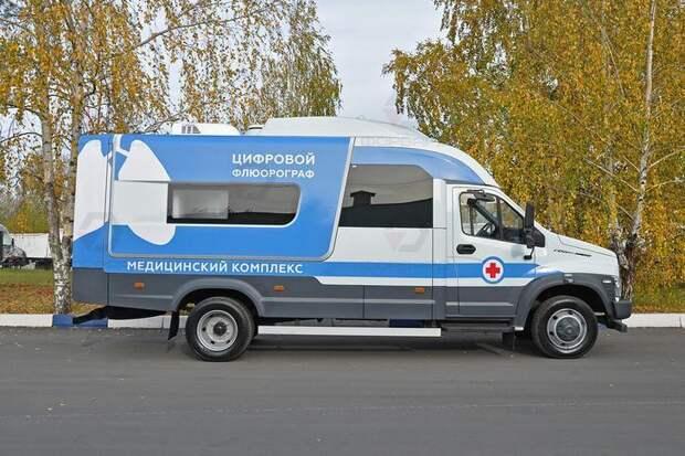 Нижегородская компания «Форвард» выпустила новые спецавтомобили на базе ГАЗель-NEXT
