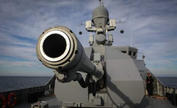 Какие «сюрпризы» преподнесёт Пентагону возведение нового ПМТО российского флота в Передней Азии?