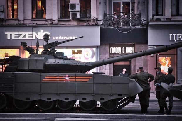Кто, по мнению немцев, победил бы в гипотетическом военном противостоянии между Россией и США