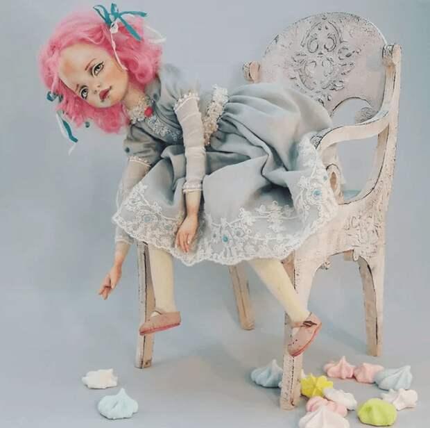 Куклы из Архангельска прославились на весь мир. Теперь коллекционеры выстраиваются за ними в очередь