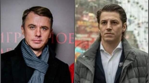 Бывшие мужья Екатерины Климовой подрались на съемках