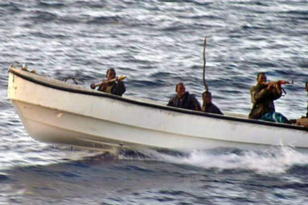 Как сомалийские пираты ошиблись кораблем и встретились со спецназом