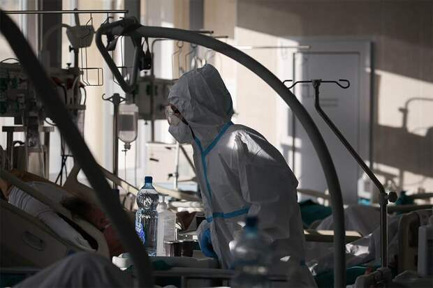 В России выявили максимум заражений коронавирусом с 20 марта