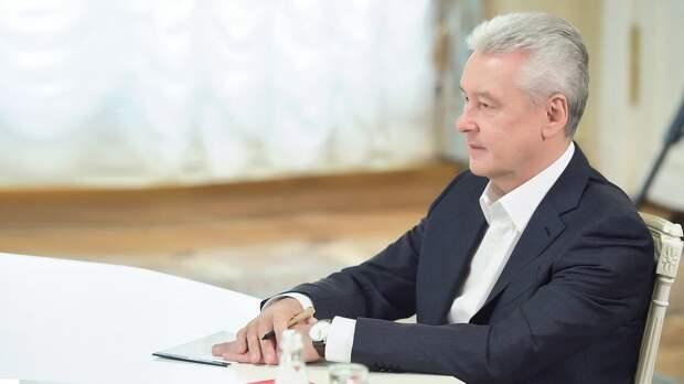 Собянин призвал стимулировать вакцинацию пожилых от COVID-19 специальными льготами
