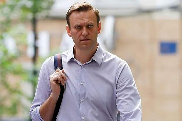 Навальный объявил голодовку в колонии