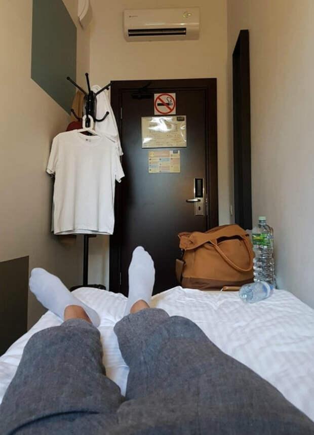 Отельный номер для уставших. | Фото: Тролльно.