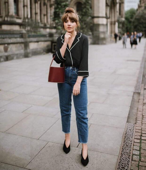 С чем носить любимые джинсы: 6 трендовых идей