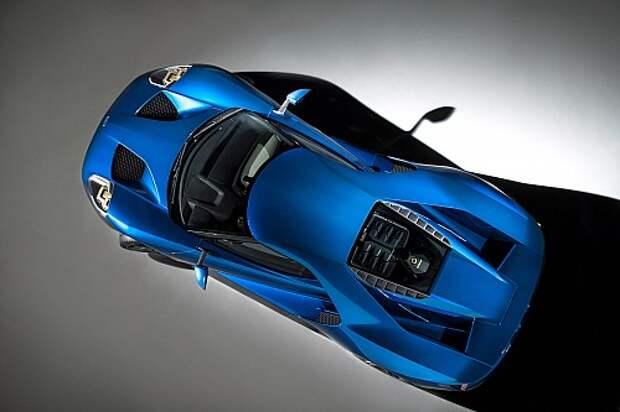 Gorilla-Glas-Technologie debütiert beim neuen Ford GT