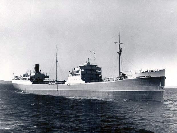 Как танкер «Советская нефть» спасал французов. Забытый подвиг наших моряков