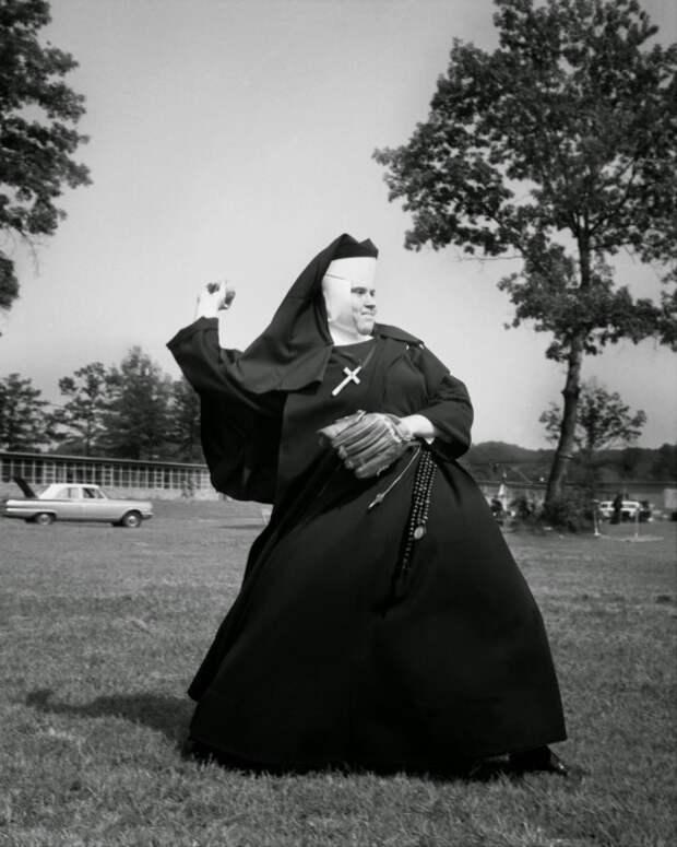 25 эмоциональных фотографии французских монахинь которые не забывают, что жизнь прекрасна