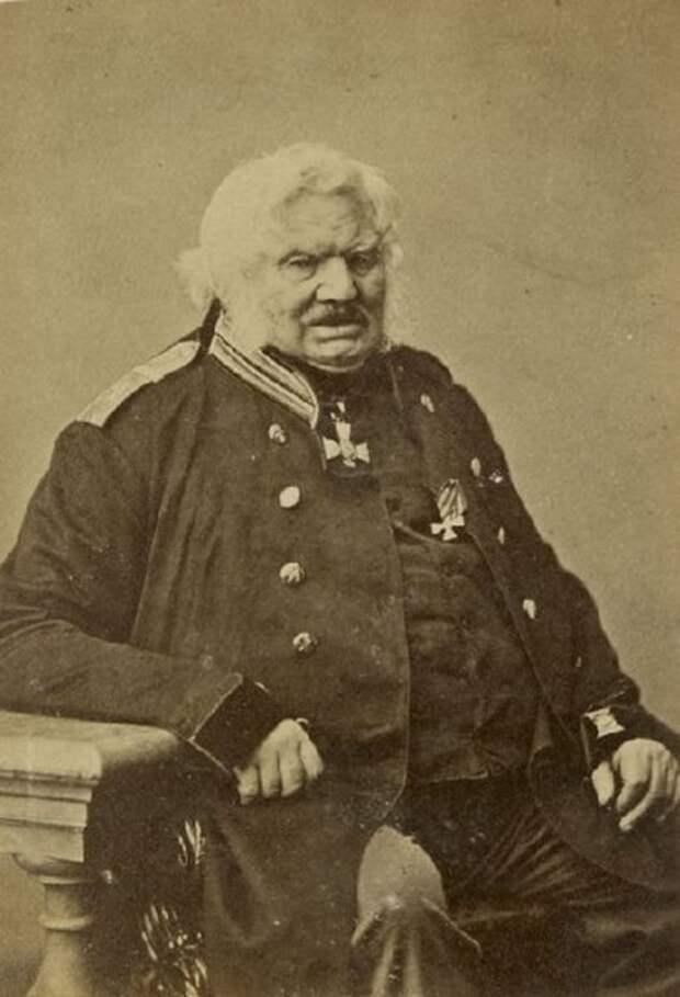 Покоритель Кавказа генерал Ермолов, изобретатель телеграфа Морзе и другие: фотографии людей, родившихся в XVIII веке