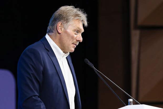 Песков заявил о готовности Путина к встрече с Зеленским
