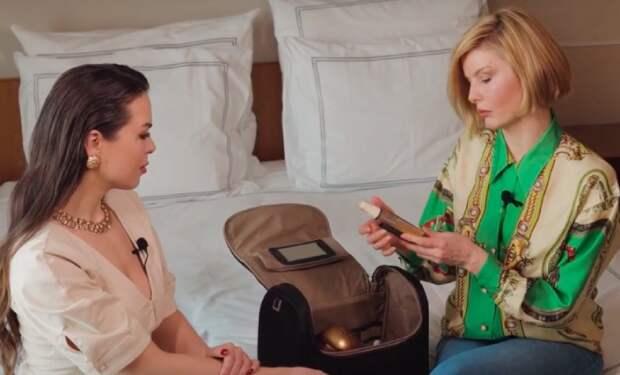 Pro Beauty со Светланой Абрамовой: Анна Чурина о содержимом своей косметички и любимых бьюти-лайфхаках