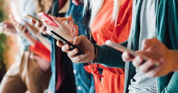 Спрос на мобильный интернет в России увеличился в шесть раз за последние пять лет