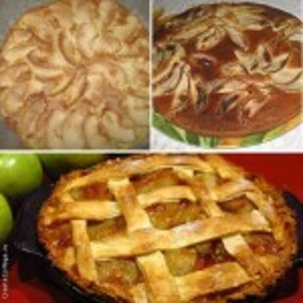 Быстрый яблочный пирог (подборка рецептов)