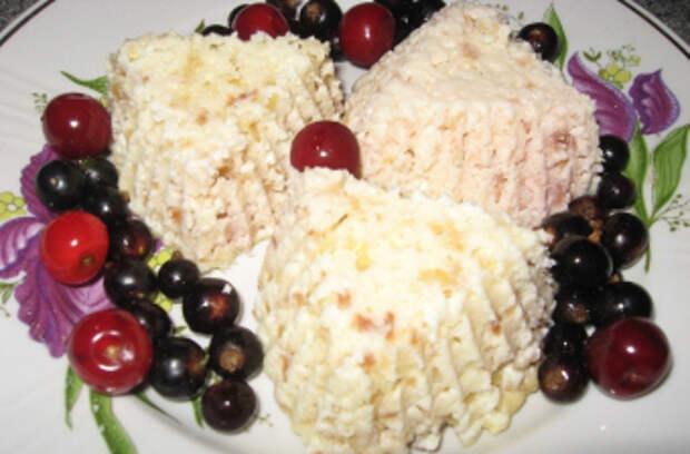 Быстрые десерты в микроволновке: и вкусно, и полезно!