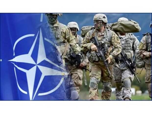 Идут по Украине солдаты группы...
