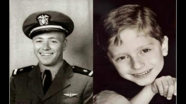 Реинкарнация лётчика-истребителя америка, война, вторая мировая, германия, загадки, история, легенды, тайны