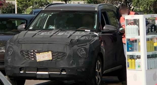 Семиместная Hyundai Creta станет леворульной и отправится на экспорт