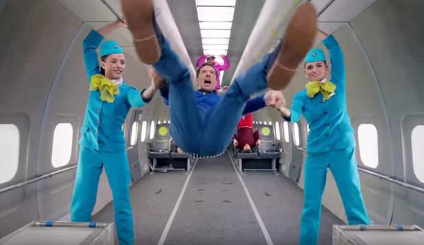 Самые изобретательные музыканты. Смотрим клипы Ok Go!