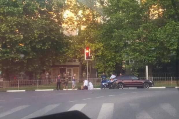 ДТП в Севастополе: автомобиль сбил подростка