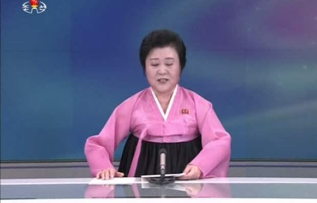Что можно увидеть по северокорейскому телевидению (видео)