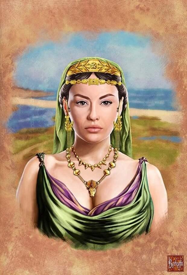 Фракийская принцесса