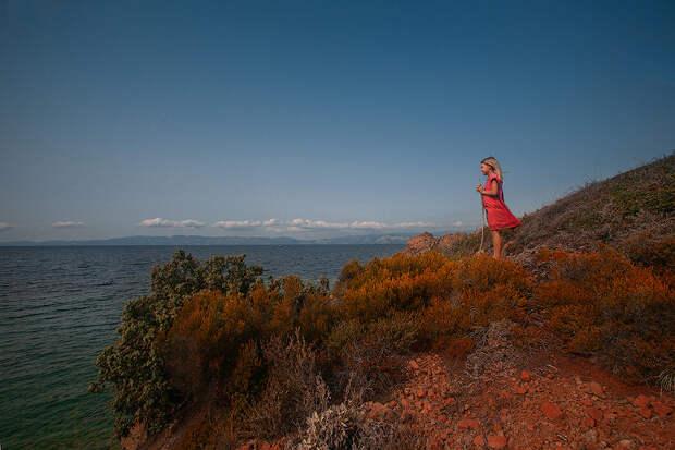 Путешествие по Средиземному морю на байдарке