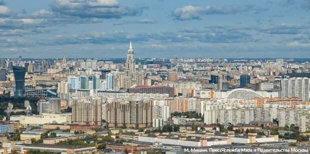 Собянин: Каждый человек из моей команды в случае избрания будет отстаивать интересы москвичей / Фото: М.Мишин, mos.ru