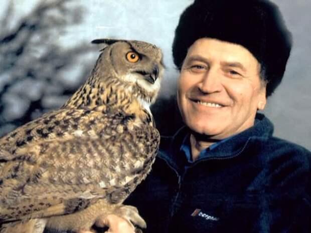 Дроздов, Николай Николаевич Телеведущий, зоолог, учёный