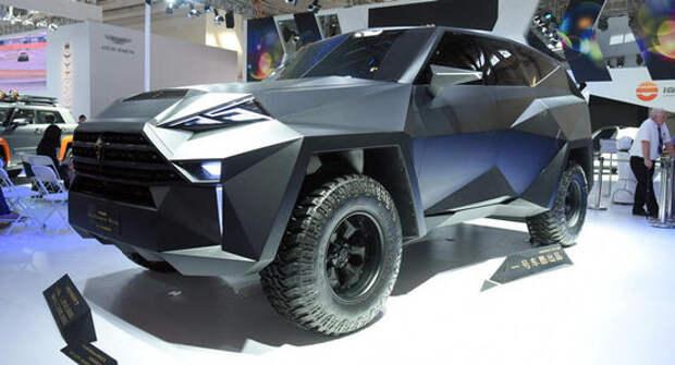 IAT Kalman: китайский Форд за 2 млн долларов