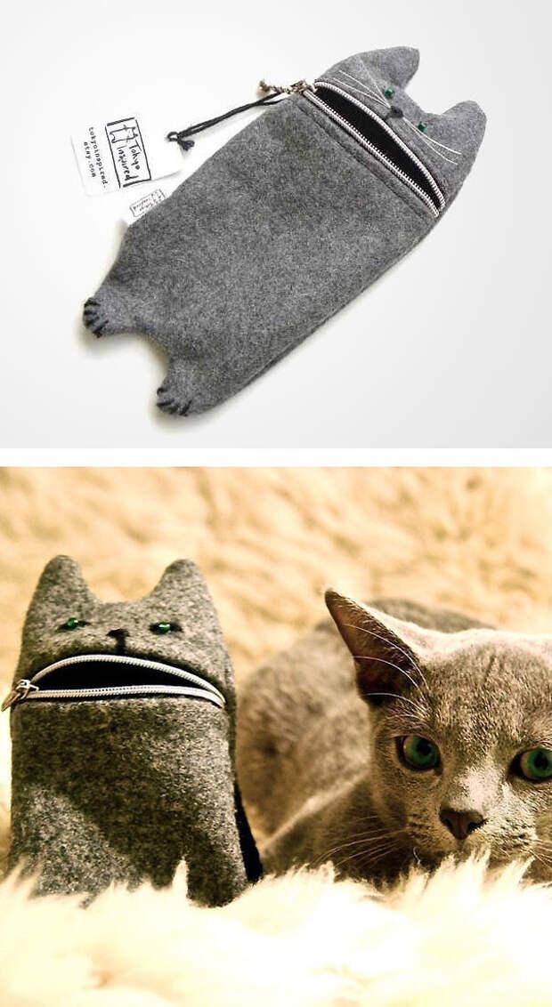 Лучшие подарки для любителей кошек