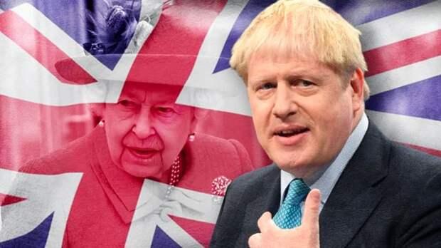 «Страшная» Британия и пугливые российские патриоты