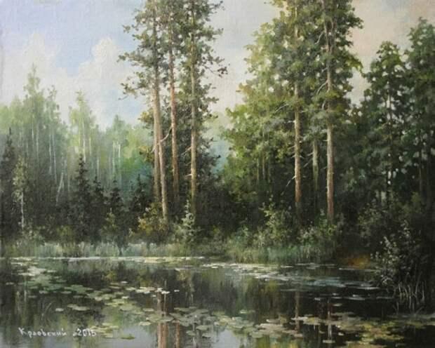 художник Владимир Краевский картины – 08