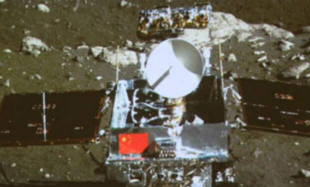 Китайский спутник приземлился на обратной стороне Луны и пропал