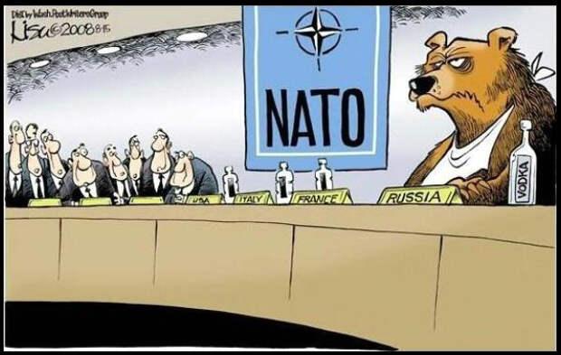 Американский генерал: Россия мешает НАТО подойти к ее границам