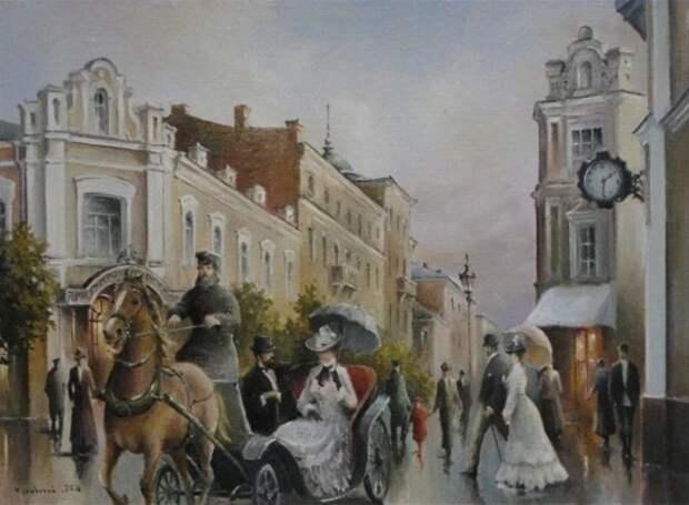 художник Владимир Краевский картины – 69
