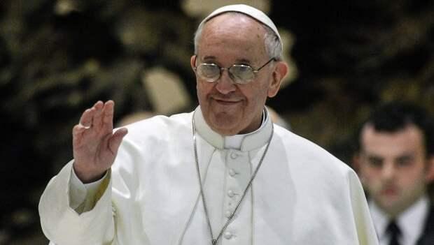 Папа римский получил от властей Белоруссии приглашение посетить страну