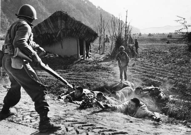 k16 0111 46 впечатляющих снимков Корейской войны