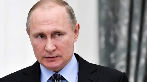 Владимир Путин обсудил с Совбезом ответ на новые санкции США