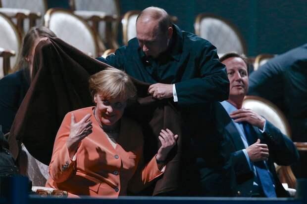 Ангела Меркель. 10 лет у власти